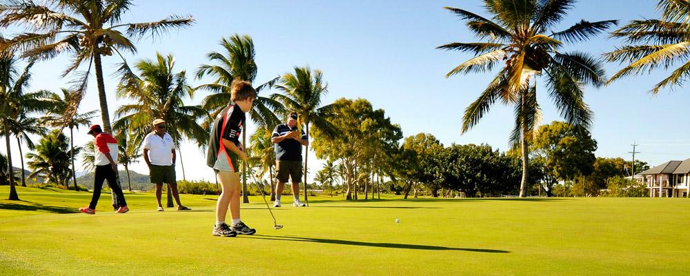 Bowen Golf Club Whitsundays